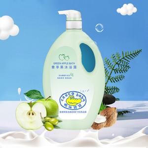 鳄鱼宝宝牛奶果味沐浴露温和留香儿童学生家庭装男女大瓶装洗护品