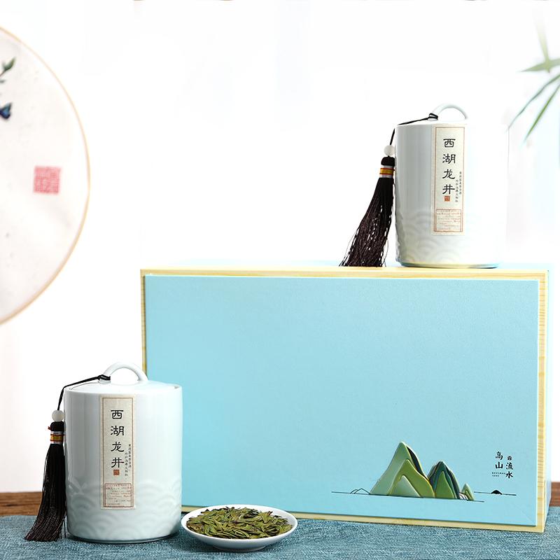 【第二件半价】特级龙井茶礼盒装
