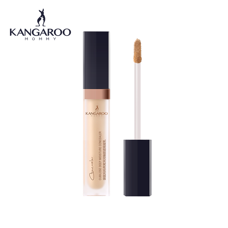 Kangaroo Mother Concealer for pregnant Women Birds Nest Deep Concealer Milk Pregnancy Make-up Natural dark circles and spots