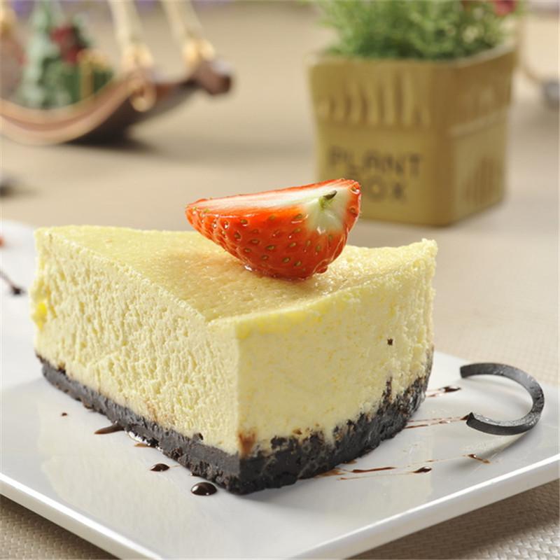 空气般的轻盈口感,浅茶家空气芝士蛋糕