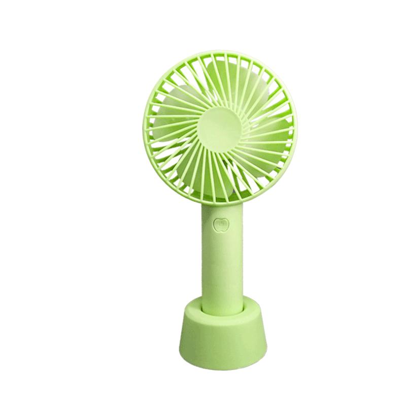 清爽小风扇小型学生手持可充电超静音迷你电扇便携式手拿USB风扇