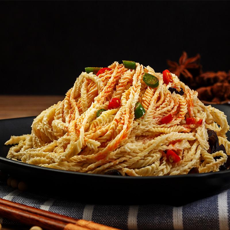 【天中珍鲜】豆制品腐竹丝2斤装