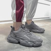 Весна 2020 новая коллекция мужской Обувь обувь прилив модные мужской спортивный для отдыха башмак корейская версия Джокер кроссовки папа