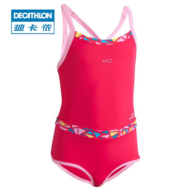 Maillot de bain fille DECATHLON    - Ref 2548289 Image 49
