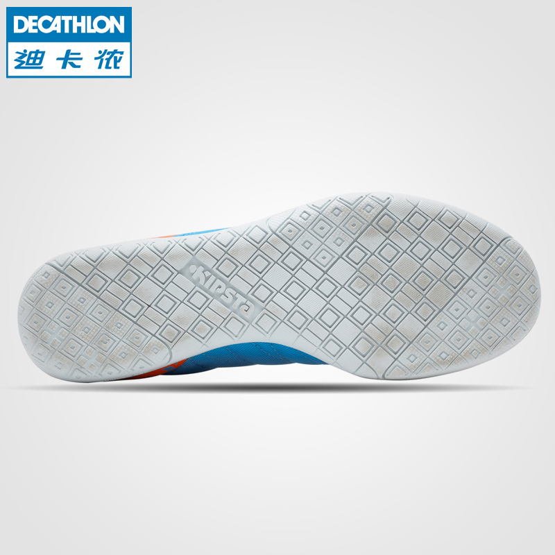 316db8d9c ... Decathlon children soccer shoes youth sports shoes indoor soccer shoes  wearable CLR 500 KIPSTA