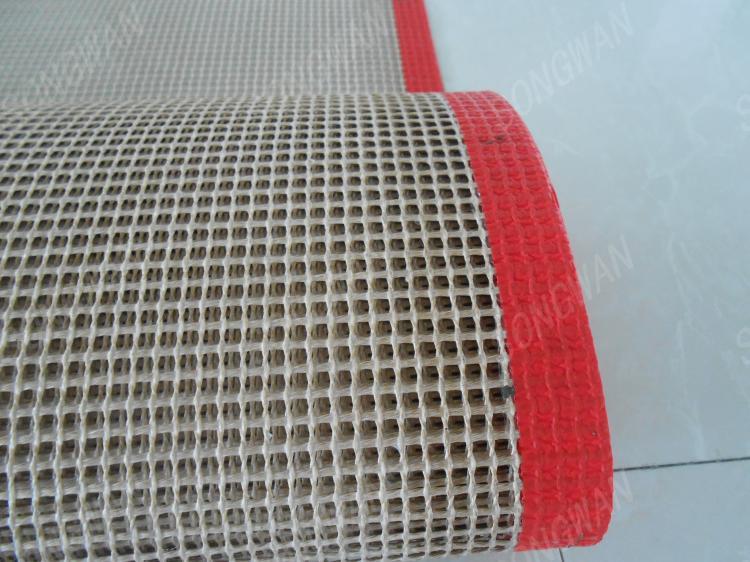 高温网带_供应uvuv固化机过油机布料缩水高温网带输送带