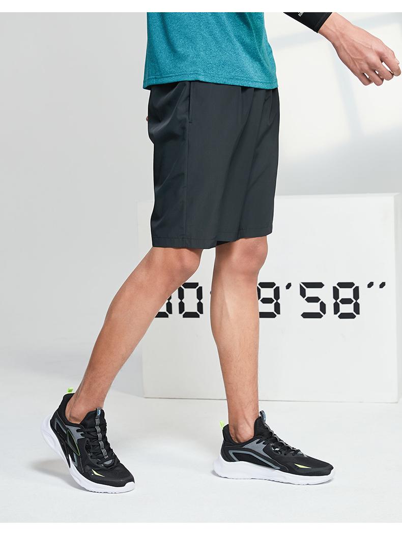 限时到手44元特步短裤男2021夏季男裤