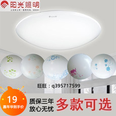 Sun lighting LED ceiling light Xia 10W12W15W20W series LED ceiling light with a pattern