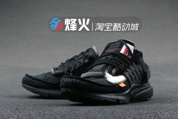 f869aa78b051 Campfire OFF-WHITE x Nike Air Presto OW 2.0 Joint Name AA3830-002 100