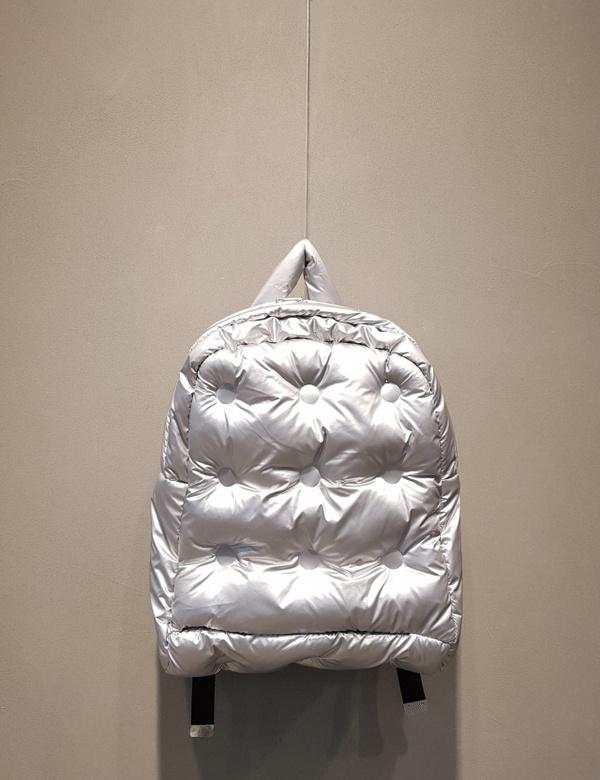 韩国代购2019冬季新款羽绒包后背包双肩背包大学生包轻便韩版女包