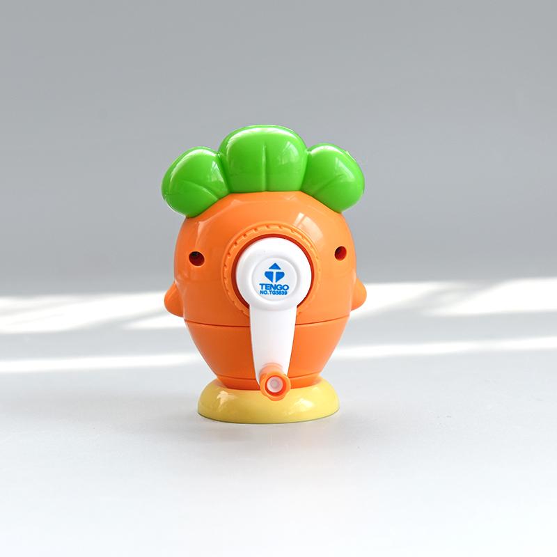 Точилка для карандашей Мультфильм симпатичные морковь точилка для карандашей точилка для карандашей учащихся начальной школы используется ручной коленчатые карандаш точилка карандаш машина 刨笔刀 канцтовары