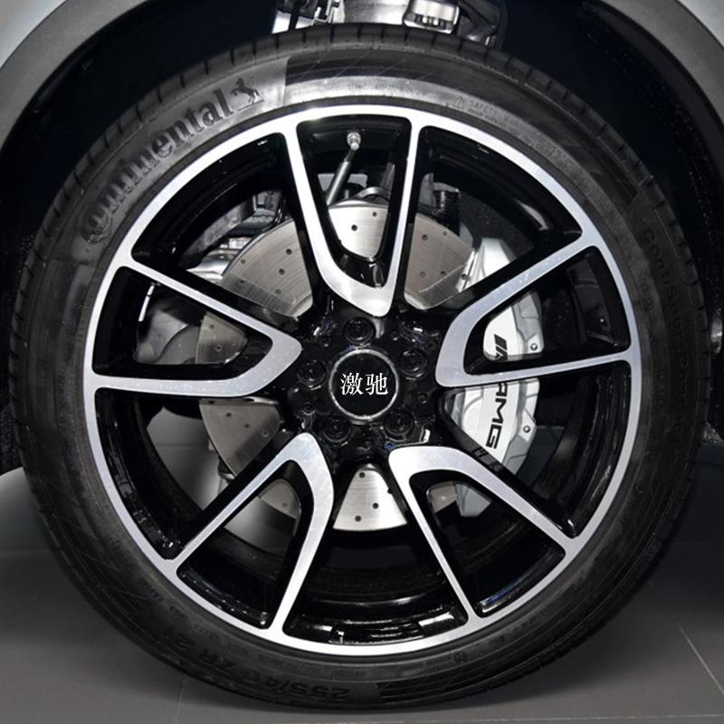 激驰适用轮毂改装于锻造EC级AMGGLCGLSGLA定制奔驰181920寸