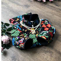 Authentic Cheongsam Autumn 2018 new female dignified atmosphere retro tradition