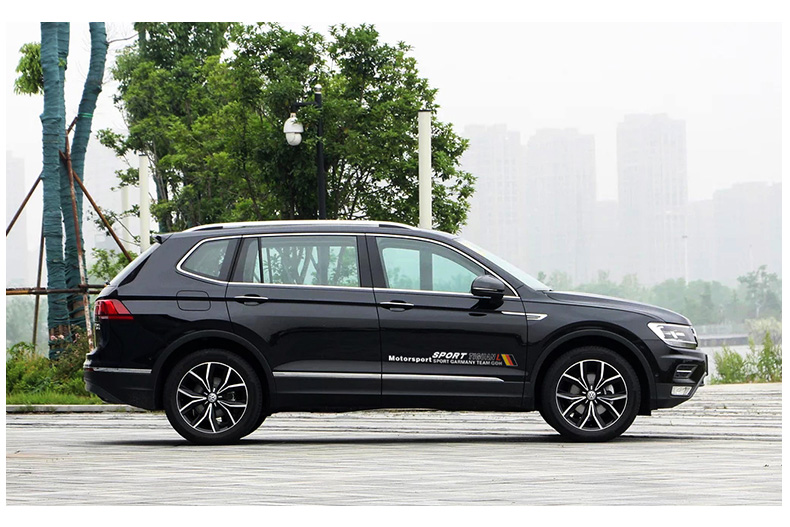 Tem xe Volkswagen Tiguan - ảnh 6