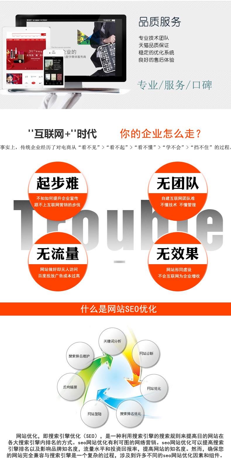 网站排名优化关键词优化百度360谷歌排名首页推广网站收录推广seo