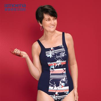 Amoena любовь мона импорт из германии новая весна модель молоко Аденокарцинома техника после случайный плавать треугольник купальный костюм 71366, цена 10640 руб