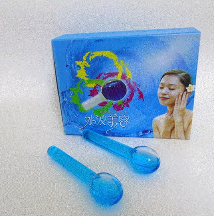 按摩美容冰波球脸部韩式玻璃能量水晶眼部新款仪器冰球美容专用球