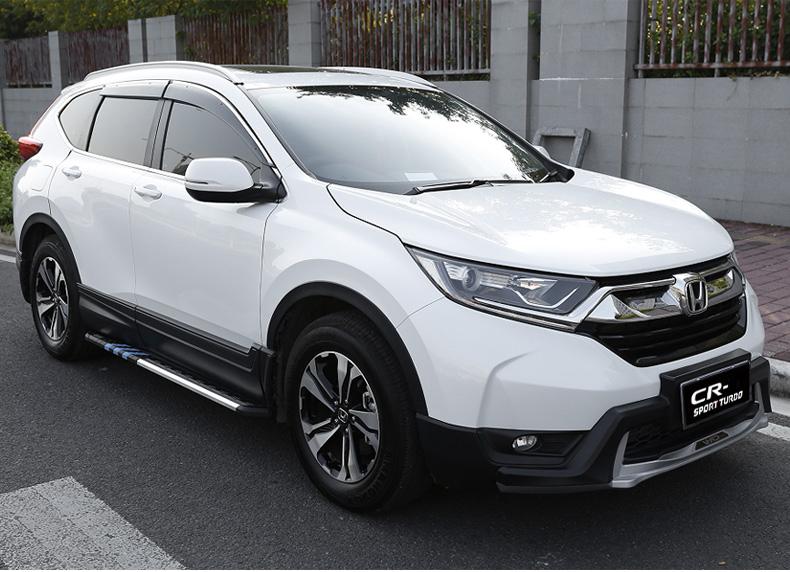 Bệ bước chân Honda CRV 2018 - 2020 - ảnh 19