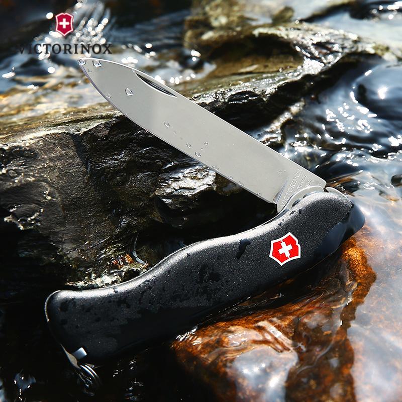 Vickers saber Thụy Sĩ quân dao gốc xác thực 0.8413.3 chống trượt matte xử lý đa chức năng Thụy Sĩ dao