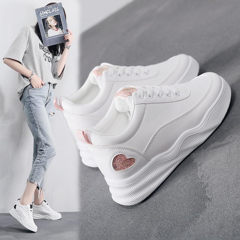 2020新款学生小白鞋女士休闲鞋板鞋潮春季韩版百搭平底运动鞋女,免费领取200元淘宝优惠卷