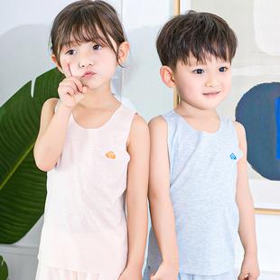 【全尺寸同价】儿童无痕短袖打底衫背心