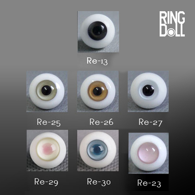 taobao agent BJD doll SD doll Ringdoll official accessories A product glass eyes 14 16mm