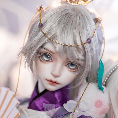 taobao agent Ringdoll ring human form Mubai Saxifraga Tanabata 3 points official genuine BJD doll SD male limited