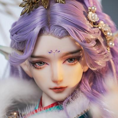 taobao agent Ringdoll ring humanoid night sleep quilt Jingyunmenglu series genuine original BJD doll SD uncle male