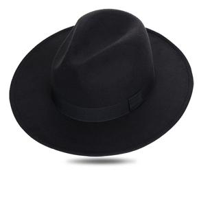 男女复古上海滩大沿礼帽子