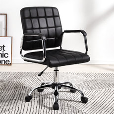 Computer Chair Office Chair Conference Chair Household Lifting Comfort Swivel Chair Student Desk Room Seat Modern Simple