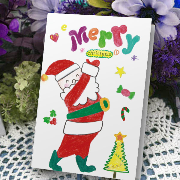 Parent Child Activities Coloring Card Christmas Diy Coloring