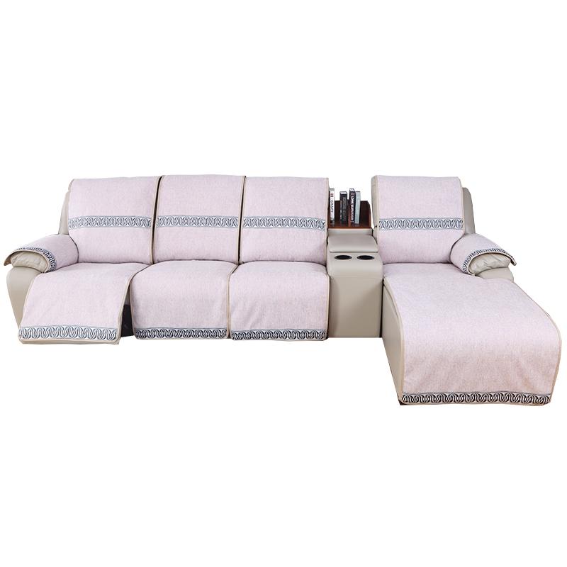 芝华士沙发垫套四季皮沙发垫沙发套