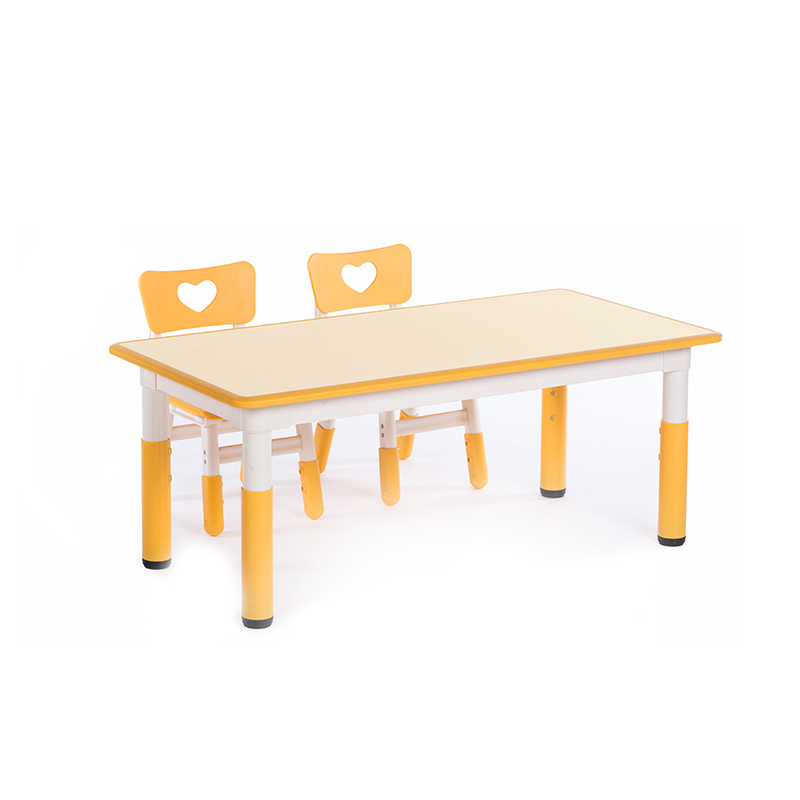 school rectangle table. Kindergarten Can Be Raised And Lowered School Desk Children\u0027s Toys Plastic Rectangular Table Child Baby Environmental Rectangle