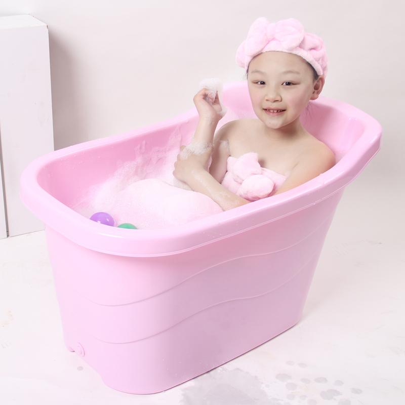 USD 39.66] King-size bath tub for children baby bath tub for ...