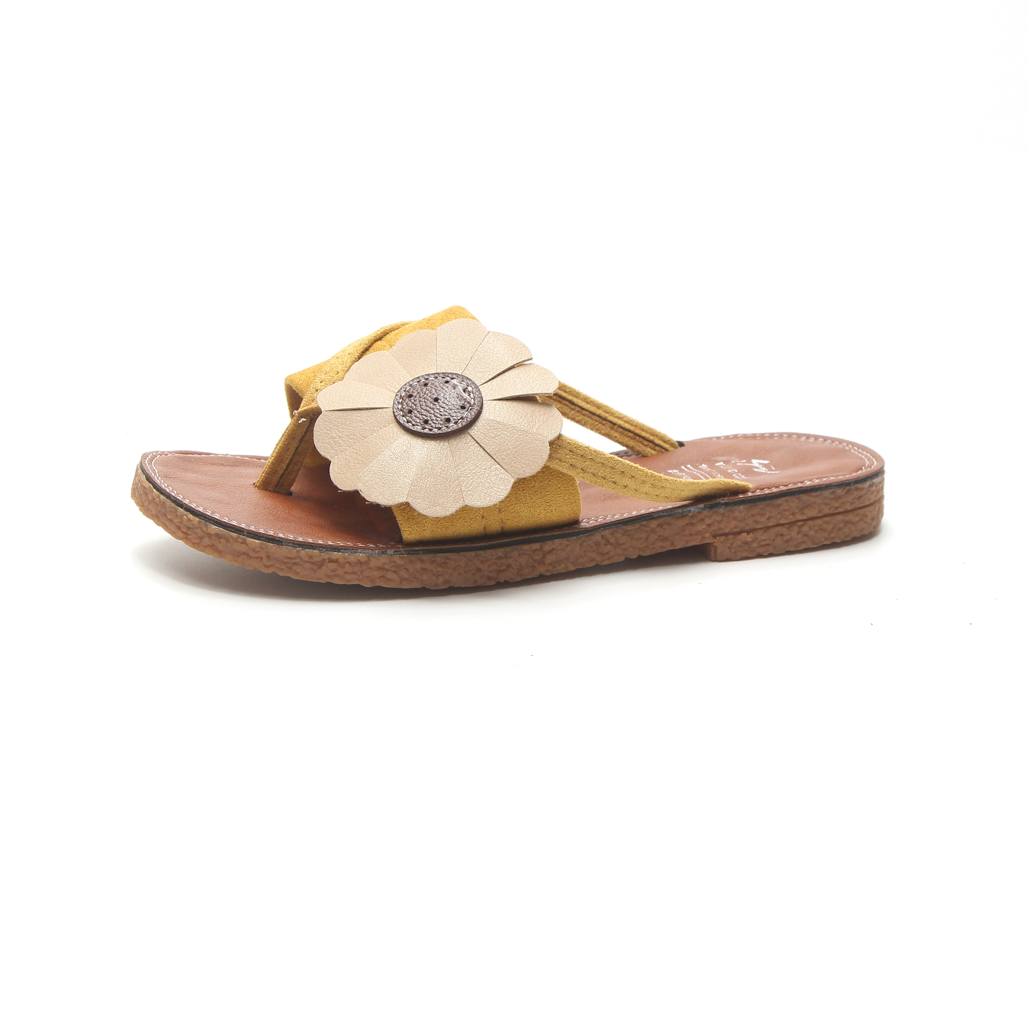 e789f1043 ... Bohemian sandals and slippers 2019 new Korean version of the flower  slippers female summer wear non