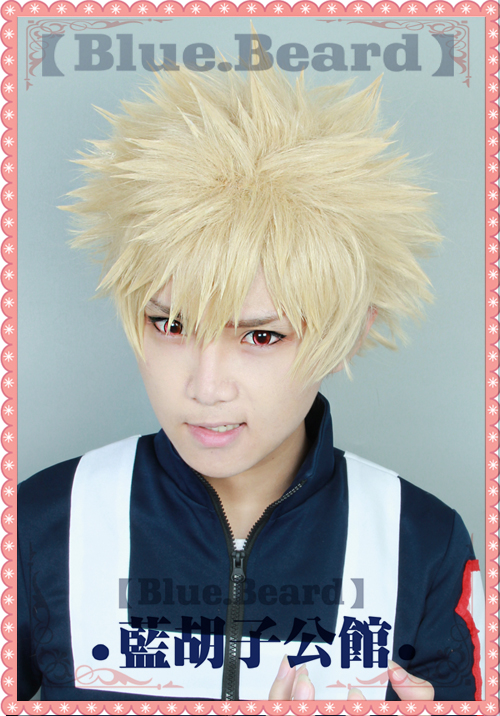 Novelty & Special Use Kids Costumes & Accessories Heat Resistant Anime My Boku No Hero Academia Iida Tenya Short Blue Costume Full Lace Cosplay Wig free Wig Cap Refreshment