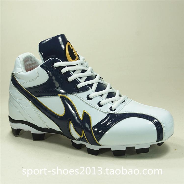 Бейсбол обувной клей для ногтей специальность конкуренция японский база кроссовки завод сделанный на заказ выход темно-синий цвет шнурок модель