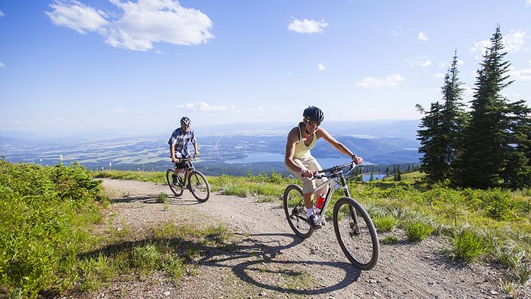 如何骑行山地车时更快更省力?