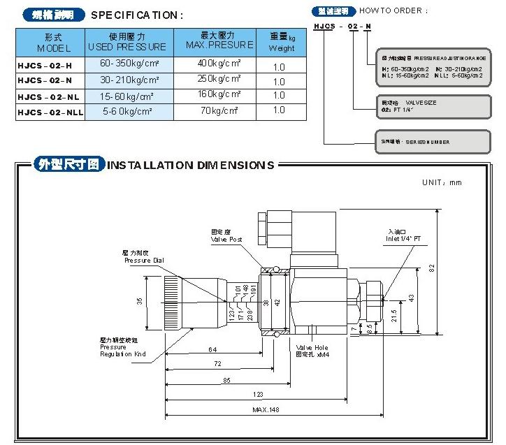 Hyde signal voltage relay hjcs-02-n(图4)