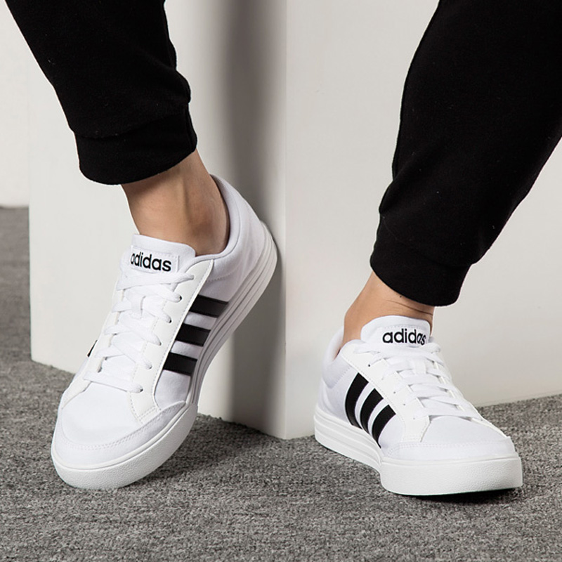 sports shoes df814 34458 Adidas shoes men 2019 summer new genuine NEO small white shoes casual shoes  sports shoes men s