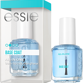 American genuine ESSIE nail polish armor base oil quick-drying Bright Oil  finger edge oil matte matte top oil