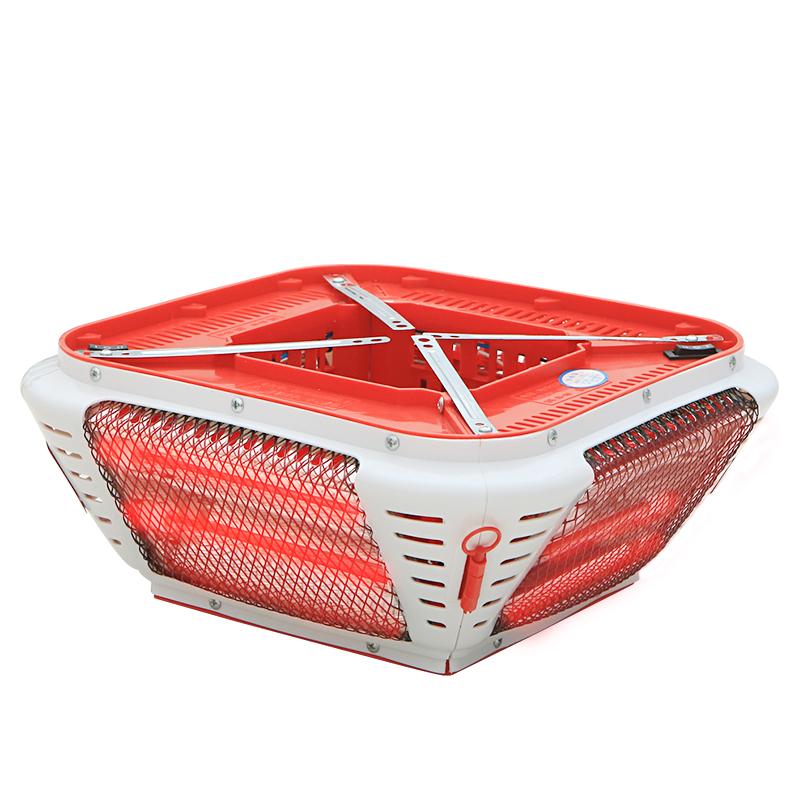 麻将机取暖器节能省电专用麻将桌烤火炉电暖器四面四脚通用专用-给呗网