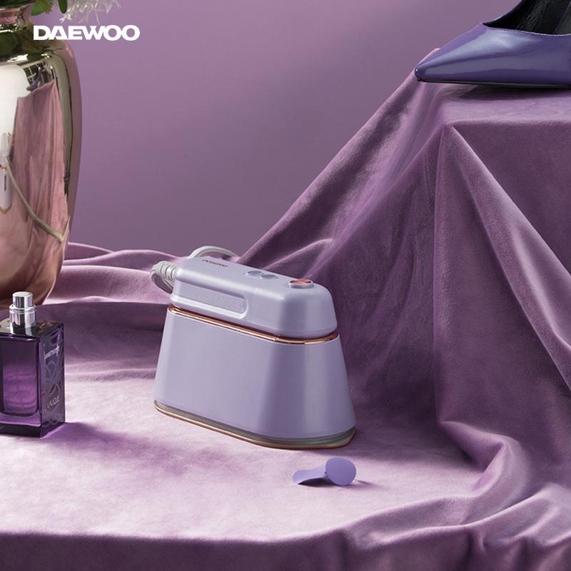 大宇手持挂烫机熨烫机便携式家用蒸汽小型迷你熨烫衣服神器电熨斗