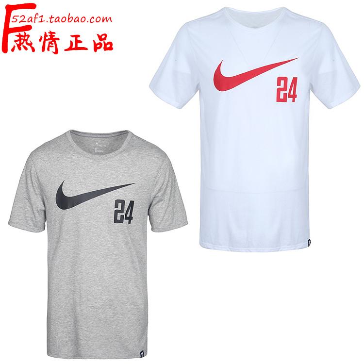 热情正品 NIKE KOBE TEE 857897-063 100 科比 运动 T恤 短袖
