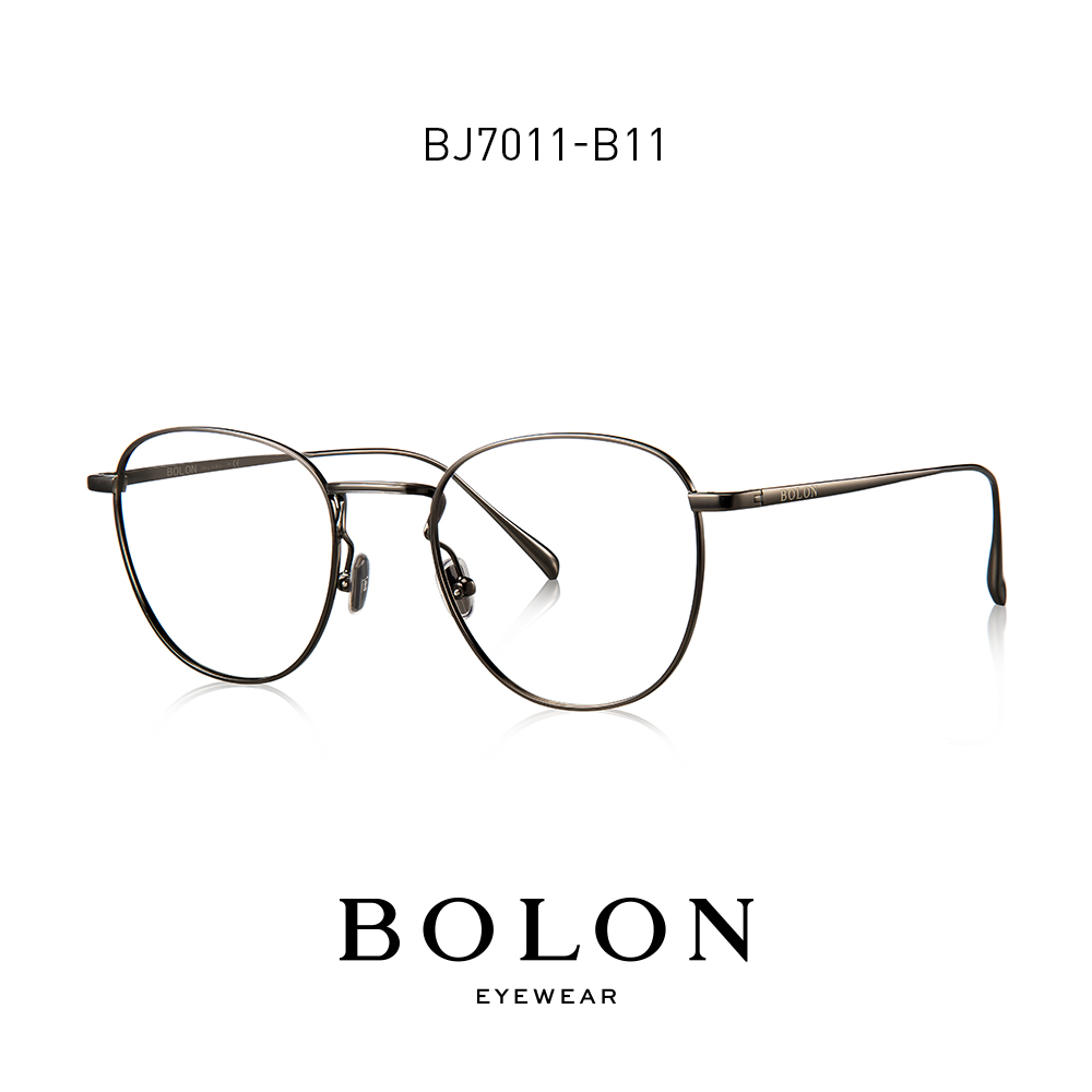 d06bbd5f0ebf0 ... lightbox moreview · lightbox moreview · lightbox moreview. PrevNext.  BOLON Tyrannosaurus circular optical mirror metal retro myopia frames men  and women ...