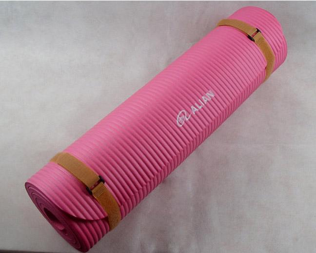Йога заколка для волос коврик для йоги. порка коврик для йоги. склеивание лента на липучках застежка склеивание группа шпагат хранение группа