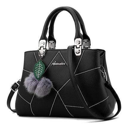 10女士包包2018新款时尚中年女包妈妈包单肩包斜挎包手提包韩版