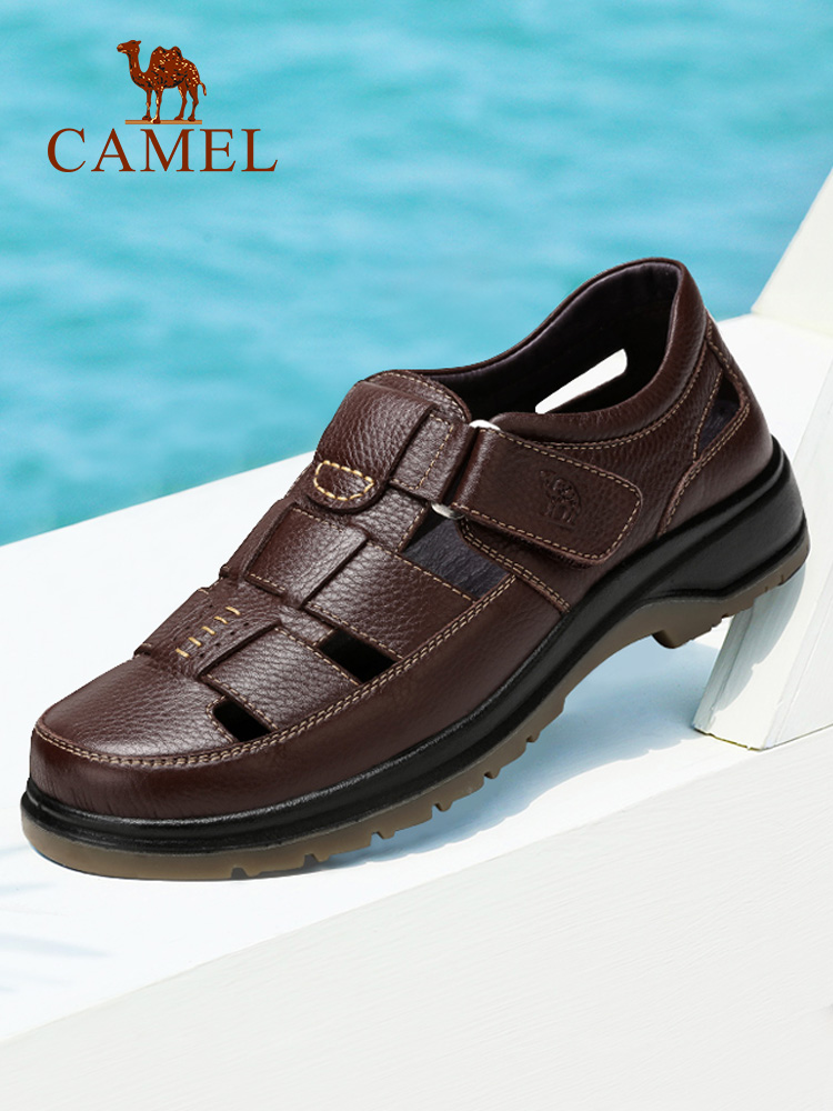 085f0862ff6 ... lightbox moreview · lightbox moreview · lightbox moreview. PrevNext. Camel  men s 2019 summer beach shoes leather ...