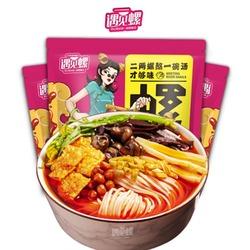 遇见螺广西柳州特产螺蛳粉速食方便面螺蛳粉330g*3袋螺狮粉酸辣粉