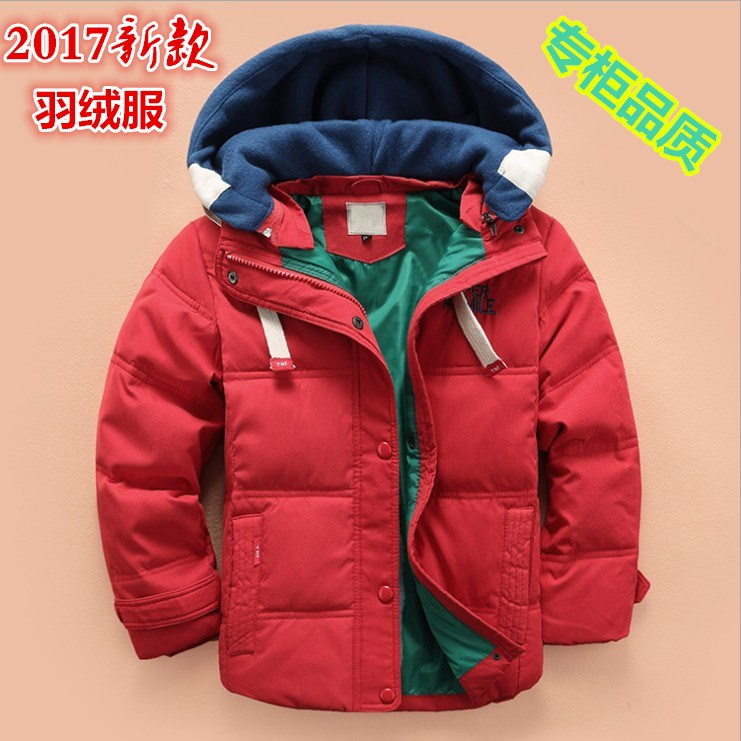 12-15 years old children's clothing 13 winter clothing 14 boys down jacket coat long paragraph primary school students 9 boys 10 winter 11